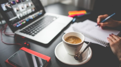 Editing Coffee Business