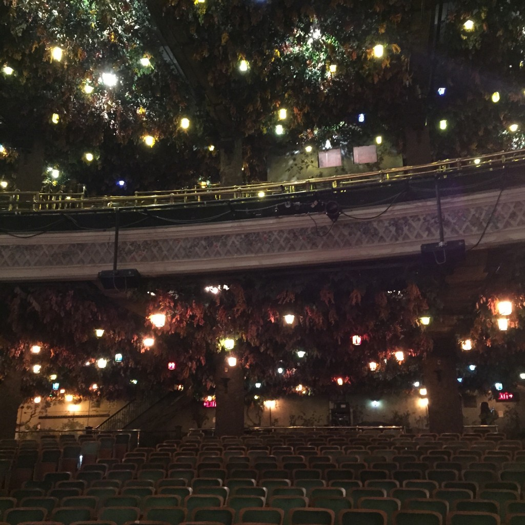 Winter Garden Theatre 1
