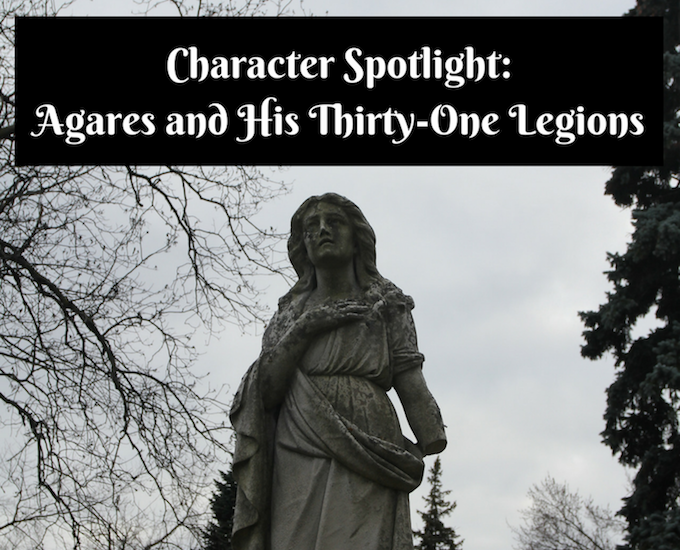 Character Spotlight Post